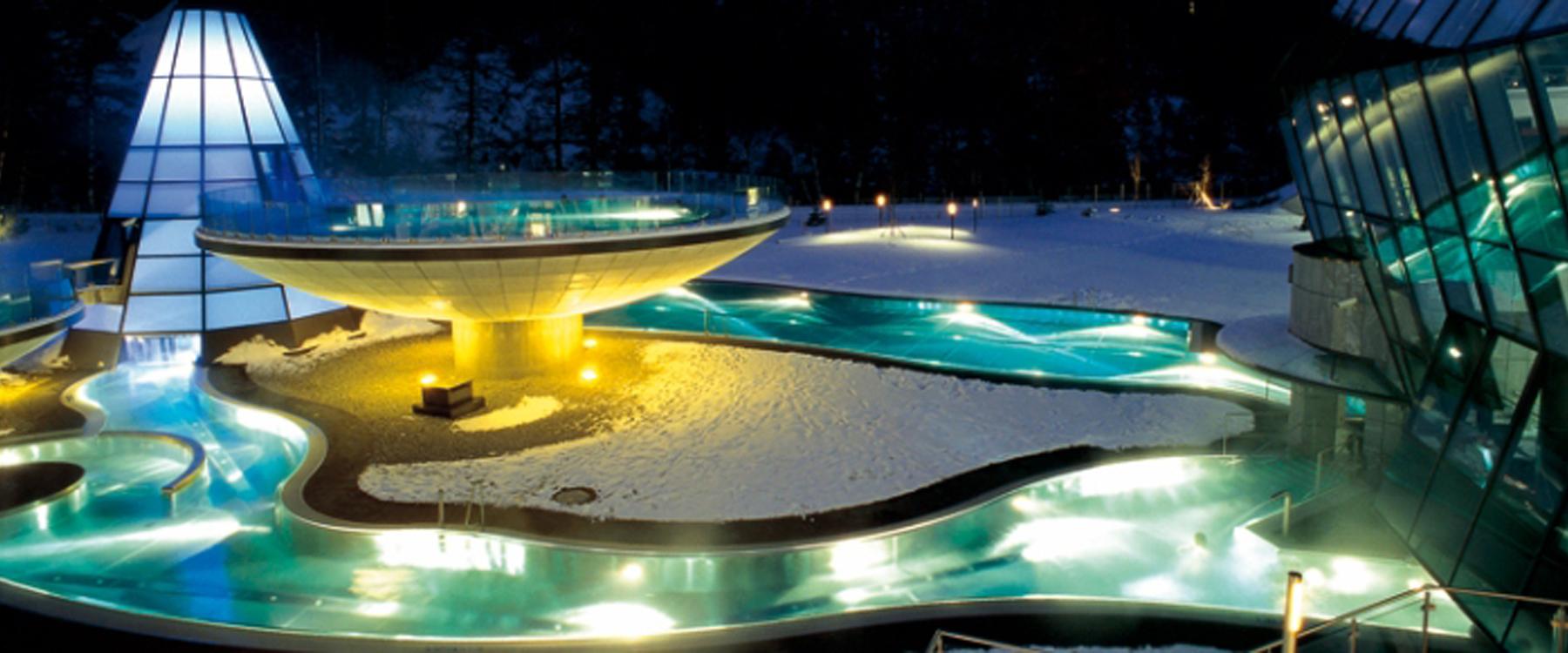 Aqua Dome L 196 Ngenfeld Opening