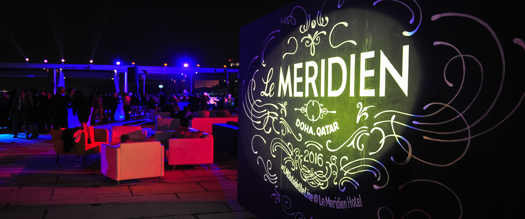 le meridien starwood conference